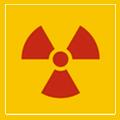 Znaki ostrzegawcze promieniowania
