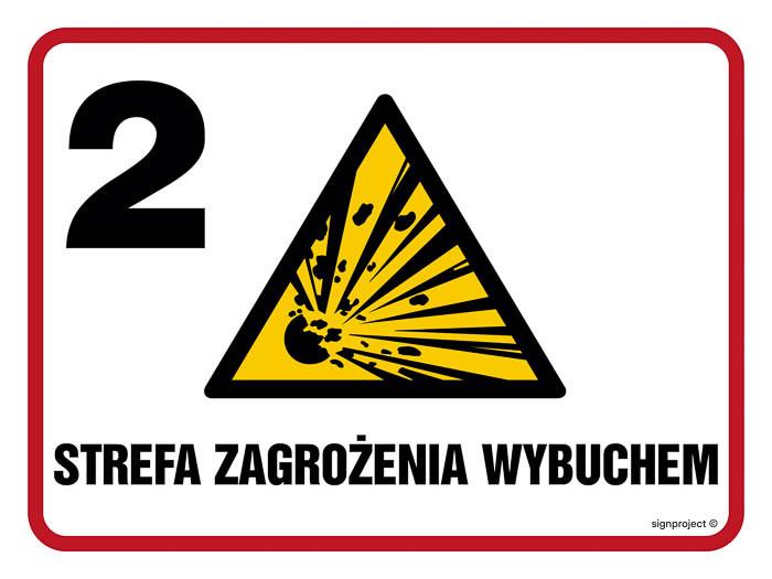Strefa Zagroenia Wybuchem Z 2