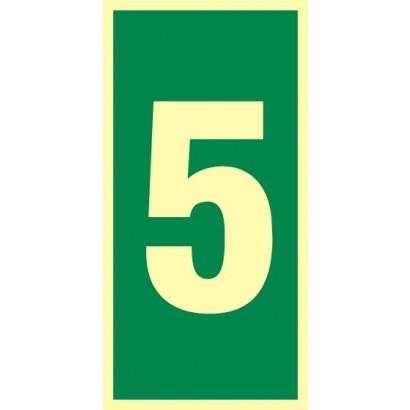 Numer stacji ewakuacyjnych nr 5