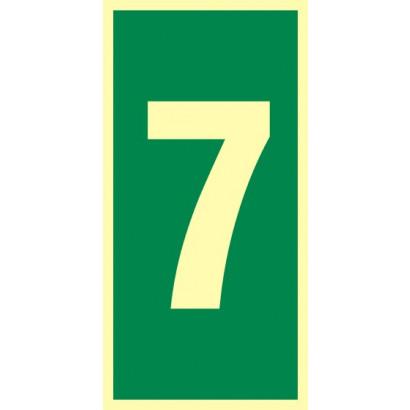 Numer stacji ewakuacyjnych nr 7