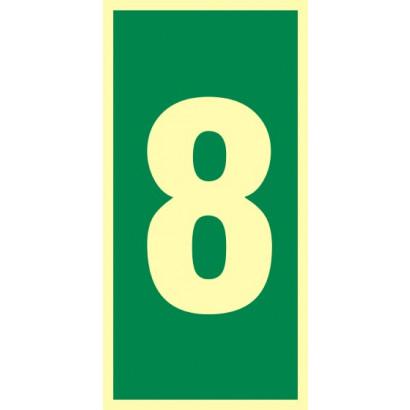 Numer stacji ewakuacyjnych nr 8