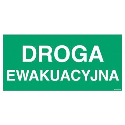 Droga ewakuacyjna