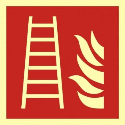 Drabina pożarowa