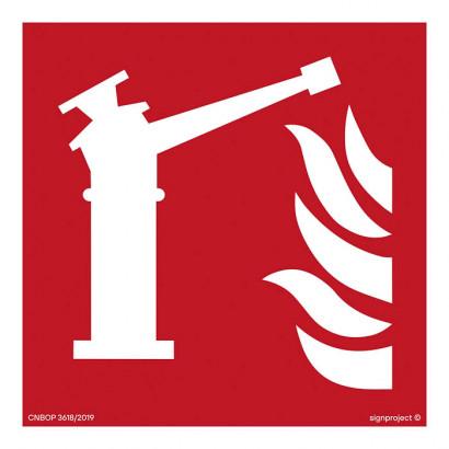 Monitor pożarowy