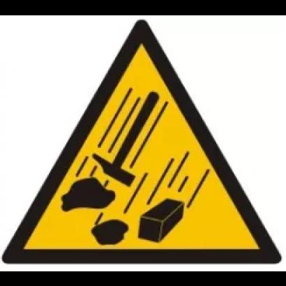 Prace na wysokości - ostrzeżenie przed spadającymi przedmiotami