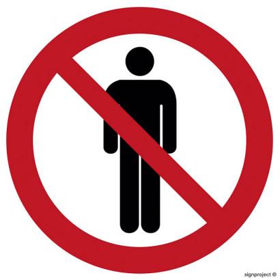 Zakaz wstępu