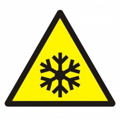 Ostrzeżenie przed niską temperaturą/warunkami zamarzania