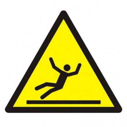 Niebezpieczeństwo poślizgnięcia się