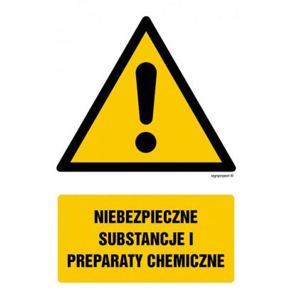 Niebezpieczne substancje i preparaty chemiczne