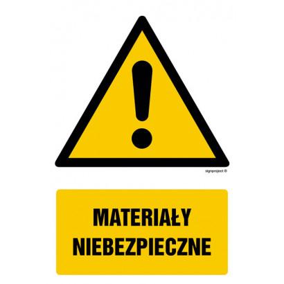 Materiały niebezpieczne