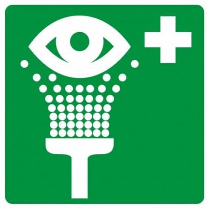 Prysznic do przemywania oczu