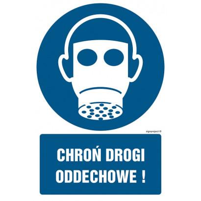 Chroń drogi oddechowe
