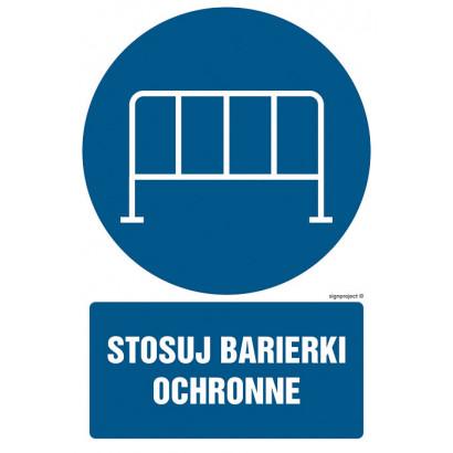 Nakładaj ubranie robocze