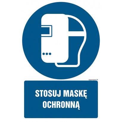 Stosuj obuwie ochronne