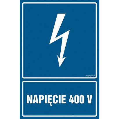 Napięcie 400V