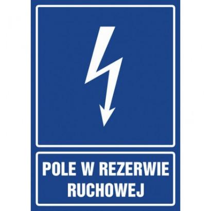 Pole w rezerwie ruchowej
