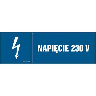 Napięcie 230V