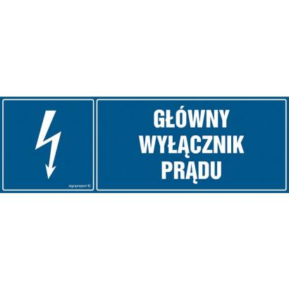 Główny wyłącznik prądu