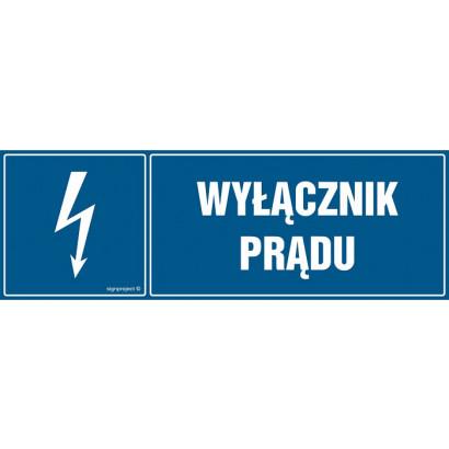 Wyłącznik prądu