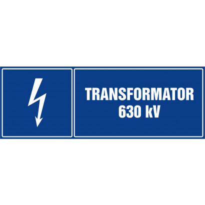Transformator 630 kVA