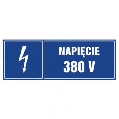 Napięcie 380 V