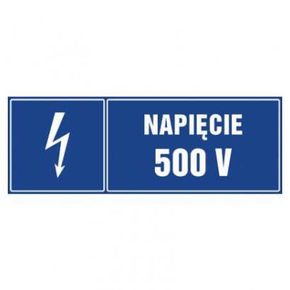 Napięcie 500 V