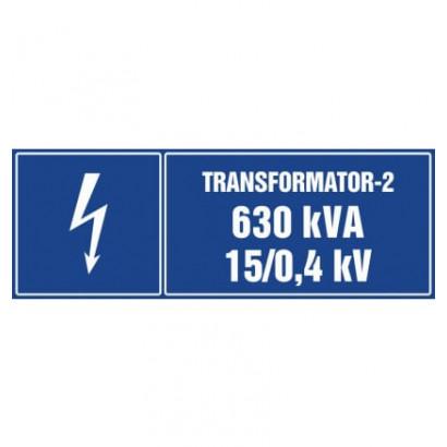 Transformator-2 630 kVA 15/0.4 kV