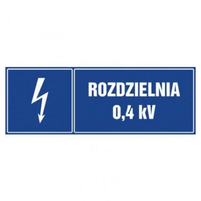 Rozdzielnia 0.4 kV