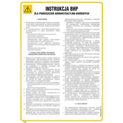Instrukcja BHP przy posług. się ręcznymi narzędziami o napędzie mech.