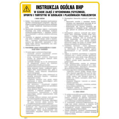 Instrukcja BHP przy obsłudze kserokopiarki