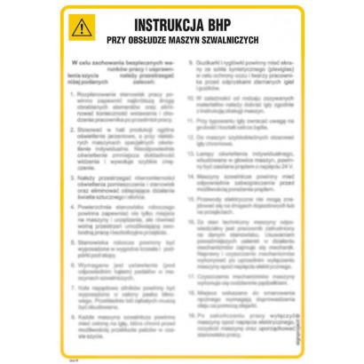 Instrukcja BHP przy obsłudze gaśnicy śniegowej