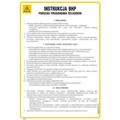 Instrukcja BHP przy obsłudze gaśnicy proszkowej