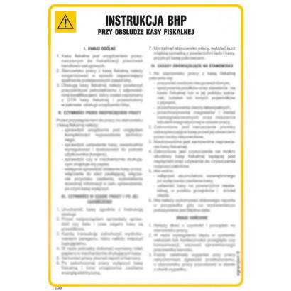 Instrukcja eksploatacji i BHP dla urządzenia odpylającego UO-50