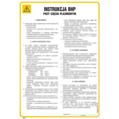 Instrukcja BHP przy oczyszczaniu elementów metalowych za pomocą piasku, żużla lub śrutu