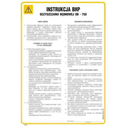Instrukcja BHP przy obsłudze elektronarzędzi (wiertarki)