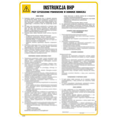 Ogólna instrukcja BHP przy pracach spawalniczych