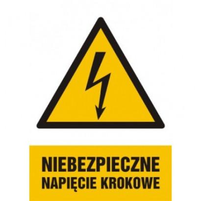 Niebezpieczne napięcie krokowe