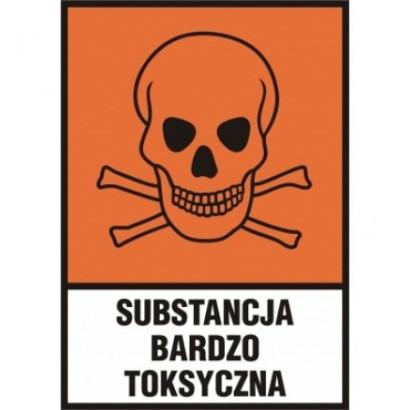 Substancja bardzo toksyczna