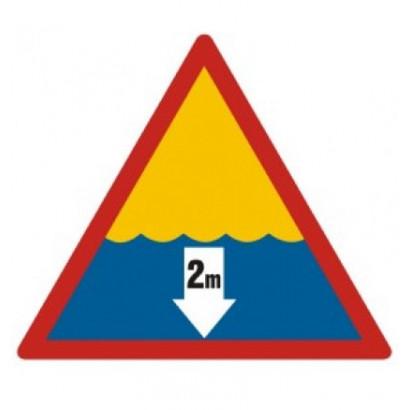 Niebezpieczna głębokość 2m
