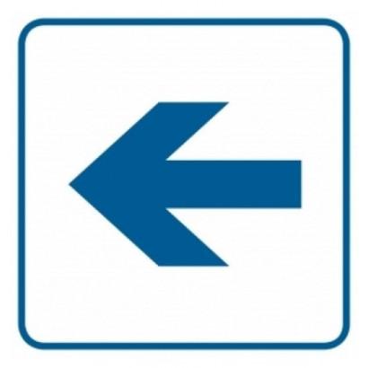 Znak - Wskazanie kierunku RA041