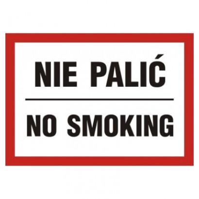 Nie palić