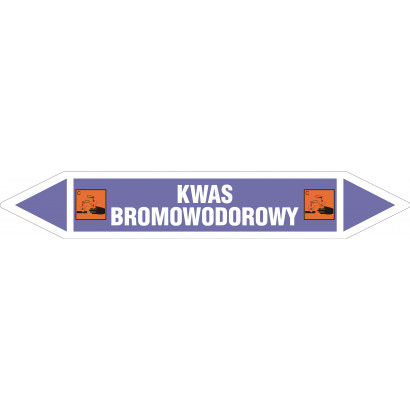 KWAS BROMOWODOROWY