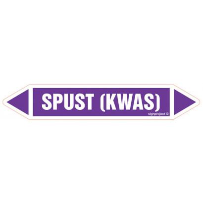 SPUST (KWAS)