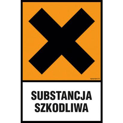 Substancja szkodliwa