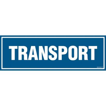 Znak - Transport PA084