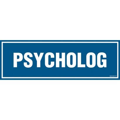 Znak - Psycholog PA158