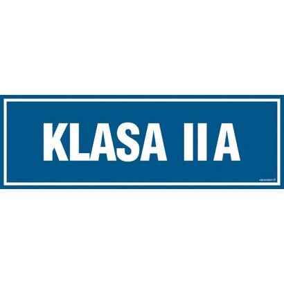 Znak - Klasa 2A PA170