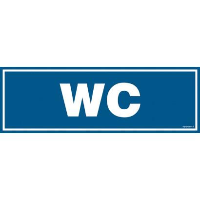 Znak - WC PA321