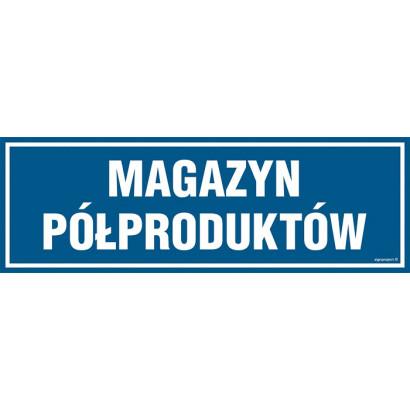 Magazyn półproduktów