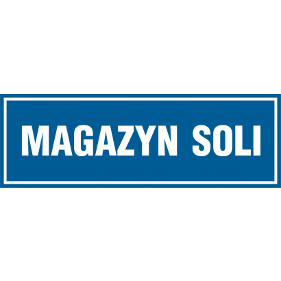 Magazyn soli